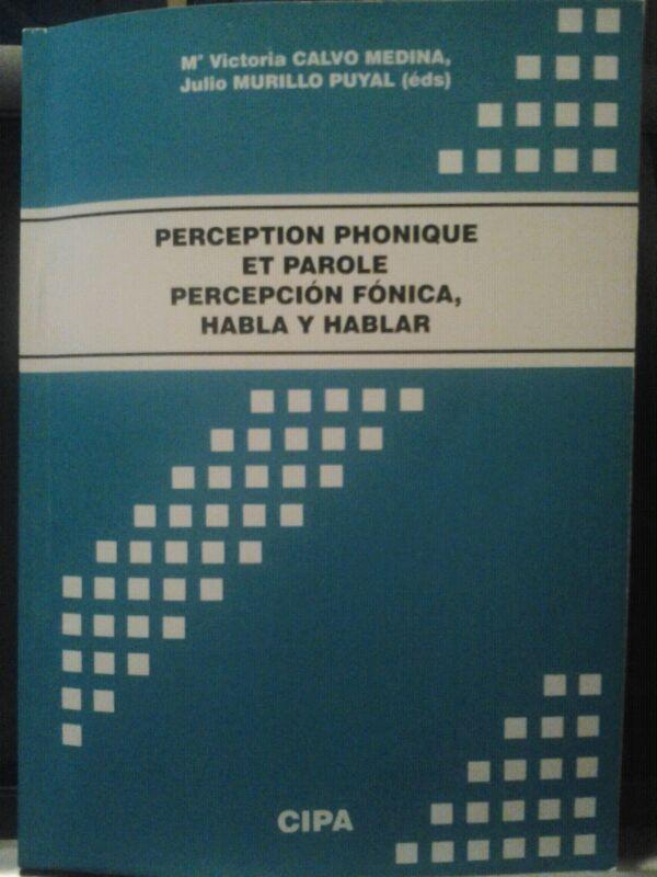Libro percepción fónica